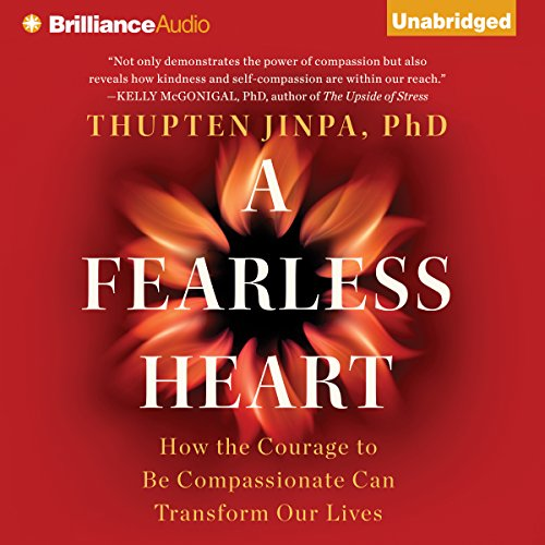 A Fearless Heart audiobook cover art