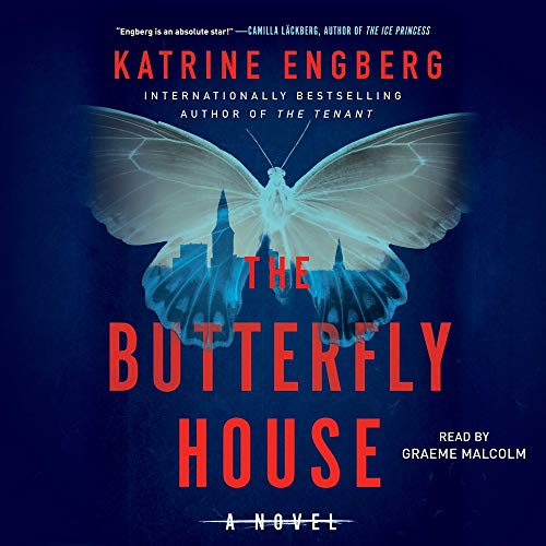 The Butterfly House Audiobook By Katrine Engberg cover art