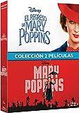 Pack Bd Mary Poppins + Regreso Mary Poppins [Blu-ray]