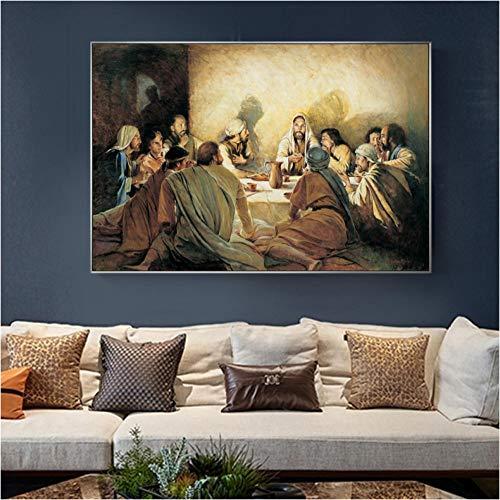yyyyaa Cuadro en Lienzo Impresión Mural Pintura de la Ú