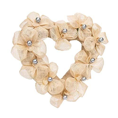 Bouquet Corazón Artesanal Decorativo de Novia para Alfileres. Complementos. Joyas y Bisutería....