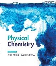 Physical Chemistry Vol 2 Quantum Chemistry by Atkins, Peter, de Paula, Julio [W. H. Freeman,2010] [Paperback] Ninth (9th) Edition
