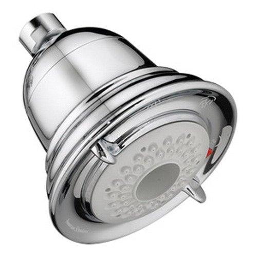 American Standard 1660.113.295 Flowise Traditional 3 Function Water Saving Showerhead, Satin Nickel