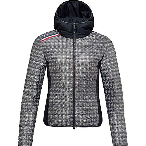 Rossignol Damen Cyrus Silver Jacket Weste, schwarz, XL