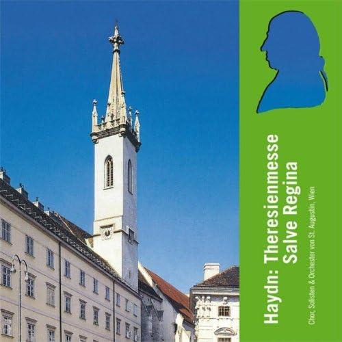Chor und Orchester von St. Augustin, Ottokar Prochazka, Mara Mastalir, Norbert Ernst, Juliette Mars, Georg Lehner & Cornelia Horak