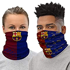 ⚽ Suitable Material : This balaclava is made of 100% Soft Ice Silk, which is the best recommended material for their soft and light weight. It is reusable and washable. And it is not only lightweight and soft, but also breathable and sweat-absorbent....