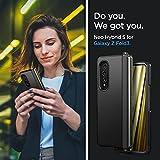 Spigen Funda Neo Hybrid Compatible con Samsung Galaxy Z Fold 3 5G - Negro