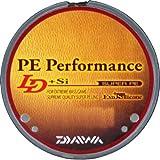 ダイワ(Daiwa) PEライン パフォーマンスLD+Si 120m 0.6号 10lb マルチカラー