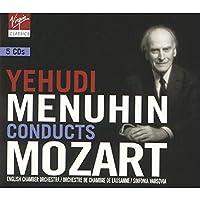 Menuhin Conducts Mozart: Symphonies 35-41