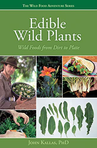 Edible Wild Plants (English Edition)