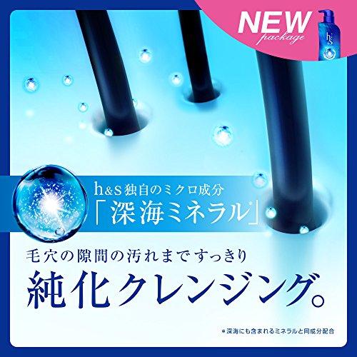 プロクター・アンド・ギャンブル・ジャパン『h&sモイスチャーシャンプー(医薬部外品)』