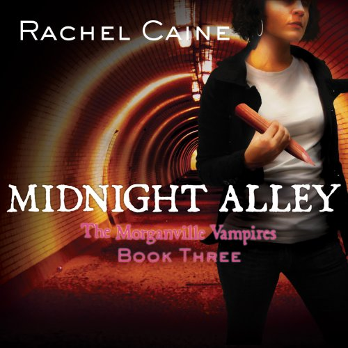 Midnight Alley audiobook cover art