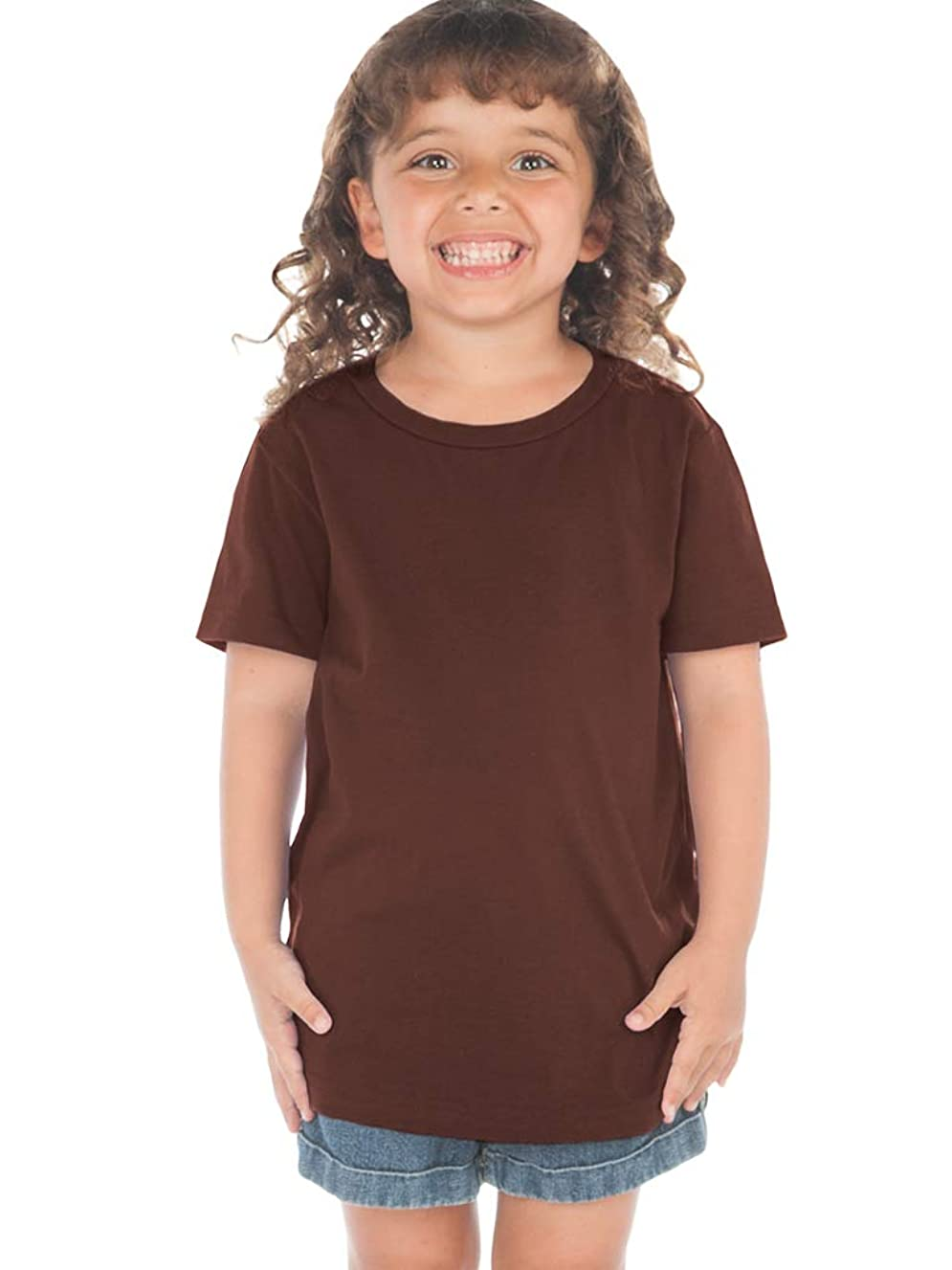 Kavio! Toddlers Crew Neck Short Sleeve Tee (Same TJP0494)