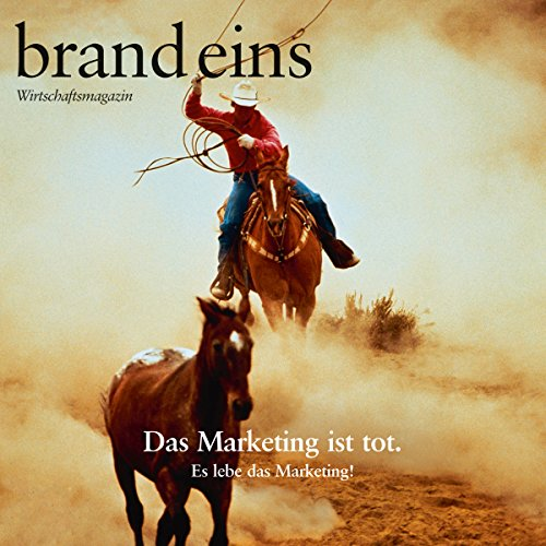 Geheiligt werde dein Name (brand eins: Marketing) Titelbild