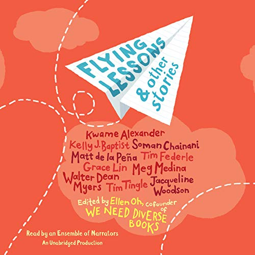 Couverture de Flying Lessons & Other Stories