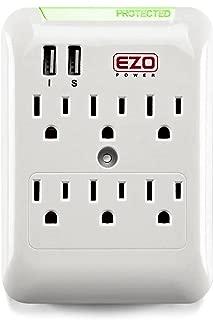 quad receptacle outlet