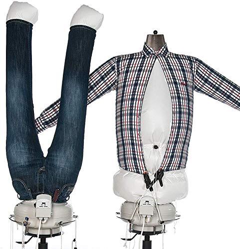 TUBIE máquina de planchado, maniquí plancha camisas, planchador de camisas, robot planchador de camisas