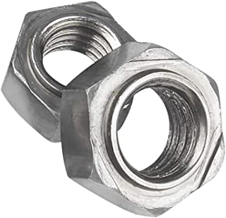 M8-1.25-6H Spot Weld Nut Low Carbon Plain Steel Quantity: 1700 Single Tab