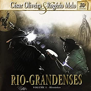 Riograndenses, Vol. 1 - Histórico (Ao Vivo)