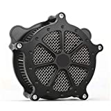 Black AIR cleaner intake system cover Fit For Harley IRON 883 XL...