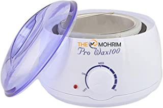 The Mohrim Pack of 2 – Pro Wax 100 Heater with 400 grm Wax Beans