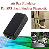 knowledgi Auto Car Air Air Simulator Emulador Bypass SRS Fallo Diagnóstico Airbag Inspector