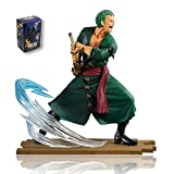 Anime Heroes One Piece Zoro Action Figure The Grand-line Men One Piece King of Artist The Zoro