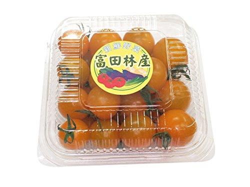 大阪府産 黄色ミニトマト 200gパック