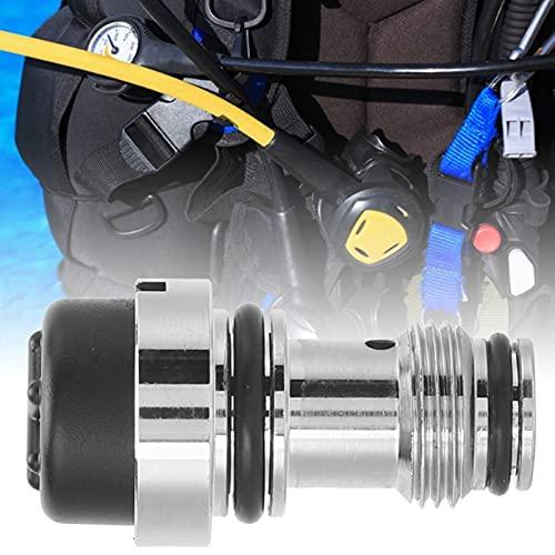 Reemplazo de buceo, reemplazo de inflador de energía de buceo, mano de obra fina para reemplazo de buceo para núcleo de válvula BCD