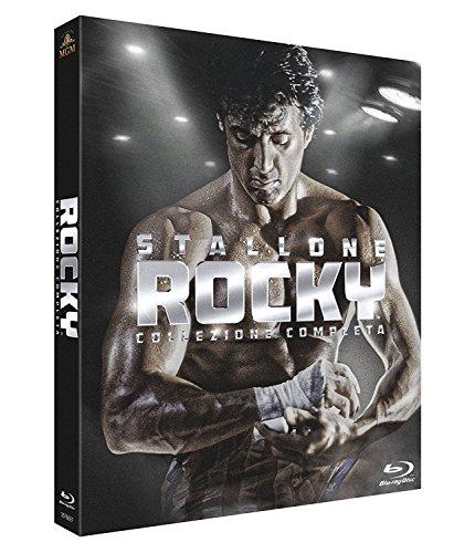 Rocky - La Collezione Completa (6 Blu-Ray)