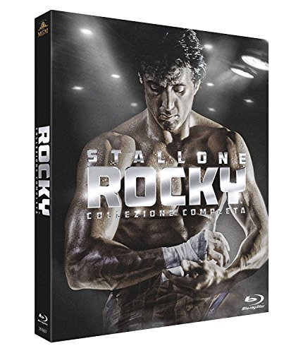 Rocky - La saga completa [Blu-ray] [IT Import]