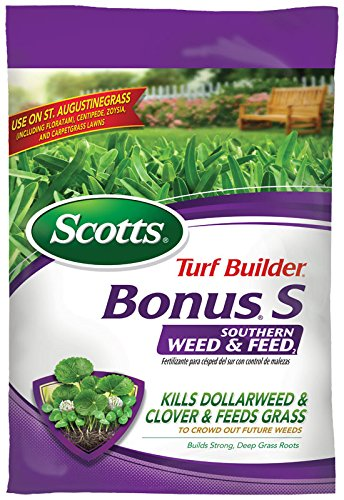 Scotts Turf Builder Bonus S Southern Weed & Feed2, 5,000 sq....