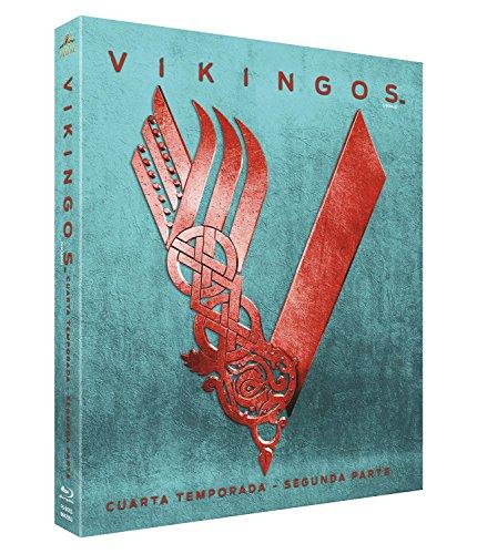 Vikingos Temporada 4 Volumen 2 Blu-Ray [...