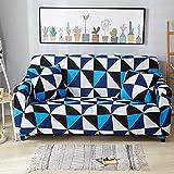 Fundas de sofa elasticas con funda de almohada para 1 2 3 4 plazas, funda de sofá para sala de estar perros gatos mascotas niños,Couverture de Canapé seccional en forma de L protector de muebles(C
