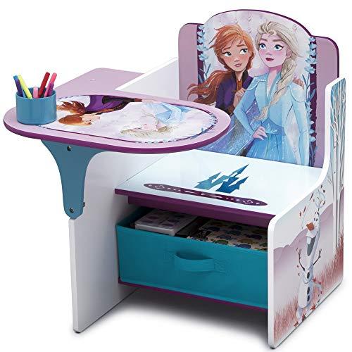 Price comparison product image Delta Children Chair Desk with Storage Bin,  Disney Frozen II
