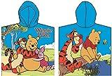 Disney Winnie Pooh Poncho Kapuzenbadetuch 60x120 c