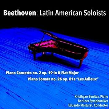 Beethoven: Latin American Soloists