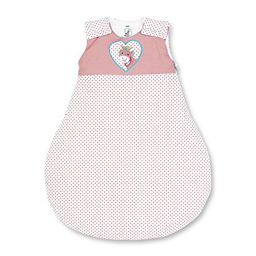 Sterntaler 9461732 Baby-Schlafsack Peggy, Größe 62/68, mehrfarbig