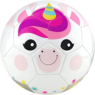Daball Toddler Soft Soccer Ball, Pump Included