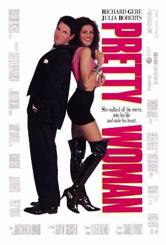Pretty Woman Poster Movie B 11x17 Richard Gere Julia Roberts Ralph Bellamy Jason Alexander MasterPoster Print, 11x17