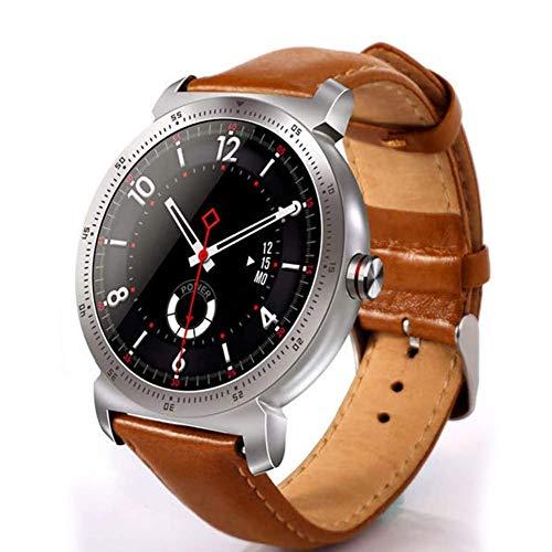 ZHICHUAN el Reloj de Manera Inteligente K88H Plus, Pantalla de Alta Definición Monitor Del Ritmo Cardíaco Podómetro Rastreador de Ejercicios Smartwatch Conectado para Android Iphone