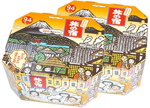 旅の宿(薬用入浴剤) 94包入 2箱セット
