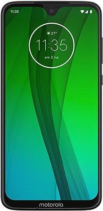 "Motorola XT1962-4 Smartphone Moto G7 6.24"", Color Negro. Desbloqueado"