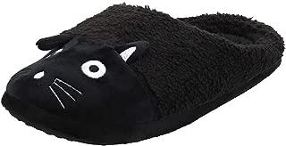 T.U.K Kitty Vegan Fuzzy Fur Slipper Womens Slippers Shoes