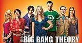 7-HO94B0 The Big Bang Theory Season 7 114cm x 60cm,46inch x