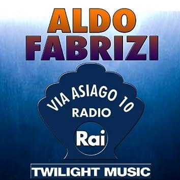 La radio di Aldo Fabrizi (Via Asiago 10, Radio Rai)
