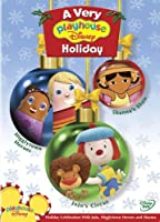 Playhouse Disney Holiday 2005 [DVD] [Import]