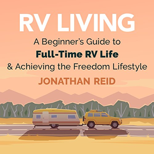 RV Living audiobook cover art