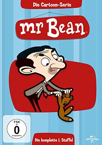 Mr. Bean - Die Cartoon-Serie - Staffel 1 [6 DVDs]