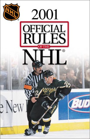 Official Rules of the Nhl 2000-01